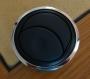 Дефлектор приборной панели хром